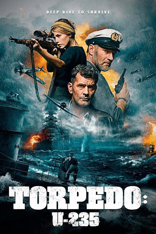 Torpedo: U-235 | 2019 | m720p - m1080p | WEB-DL | Türkçe Altyazılı | Tek Link