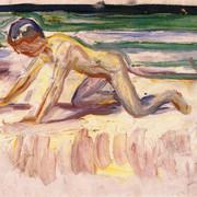 Edvard-Munch-childhood