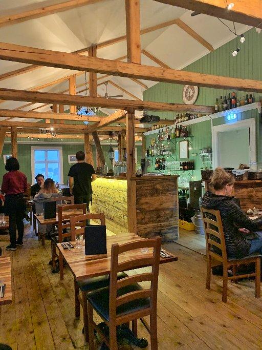 betaalbare restaurants ijsland