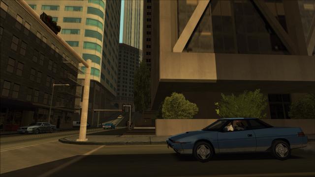 Zircon CX in Downtown LS