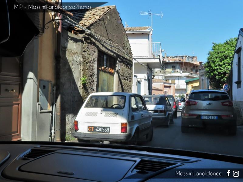 avvistamenti auto storiche - Pagina 16 Fiat-126-Personal-4-650-77-CT430559