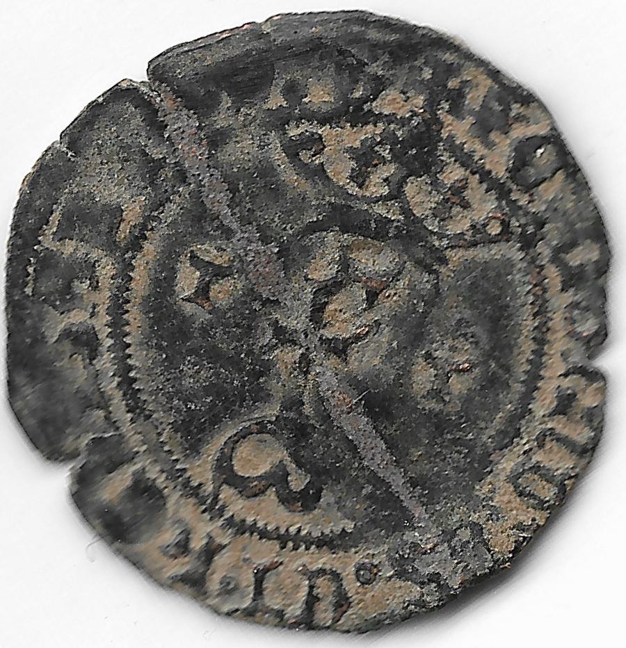 """Blancas reyes católicos - Confusión sobre como identificar las monedas """"a nombre"""" de las de epoca  10001"""