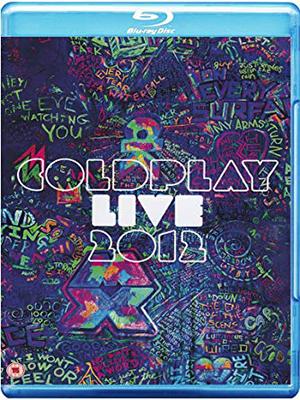 Coldplay - Coldplay Live 2012 (2012) Full Blu-Ray 1.1 - Audio DTS HD MA