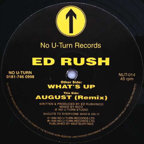 Ed Rush - What's Up
