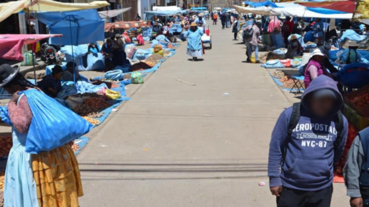 En la Región de Puno se registra 90 por ciento de informalidad laboral