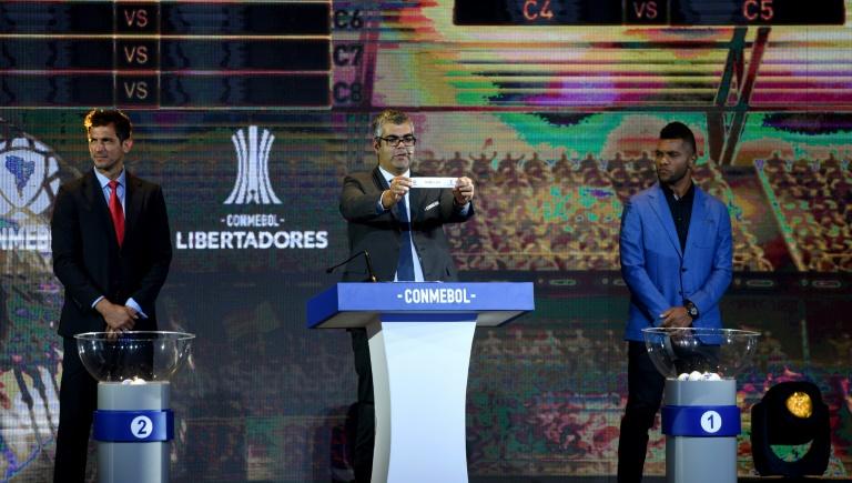Conmebol sorteó el calendario de la millonaria Copa Libertadores 2019