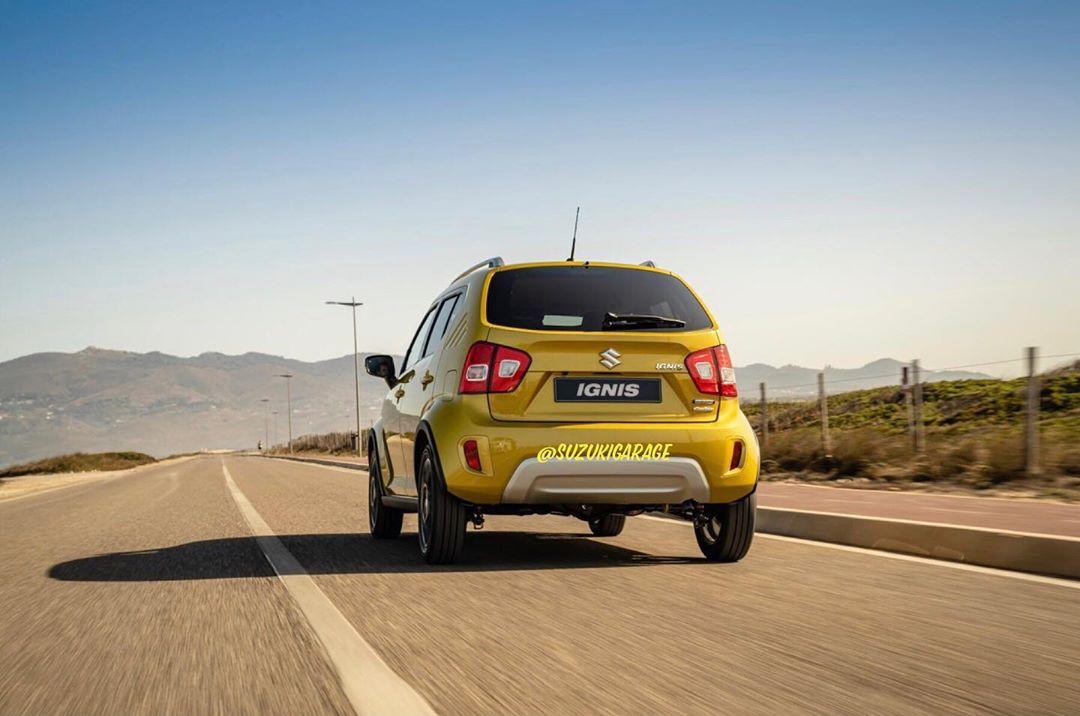 2020 Suzuki Ignis Facelift 9