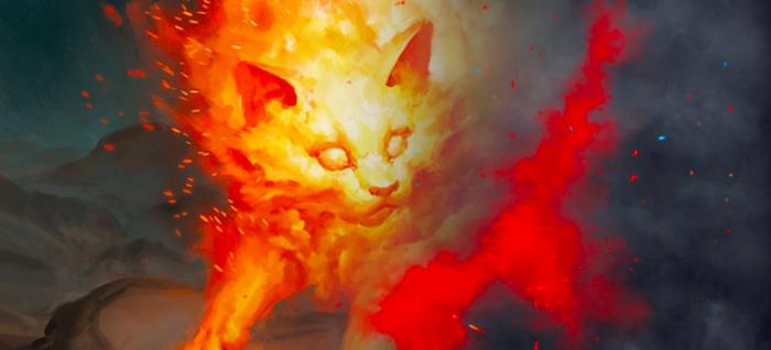 Chandra's Embercat