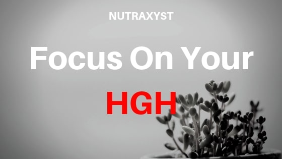 Focus on your human growth hormone. #nutraxyst #musclegrowth #todo #gym #bodybuilding #health #protein #creatine #HGH #IGF-1