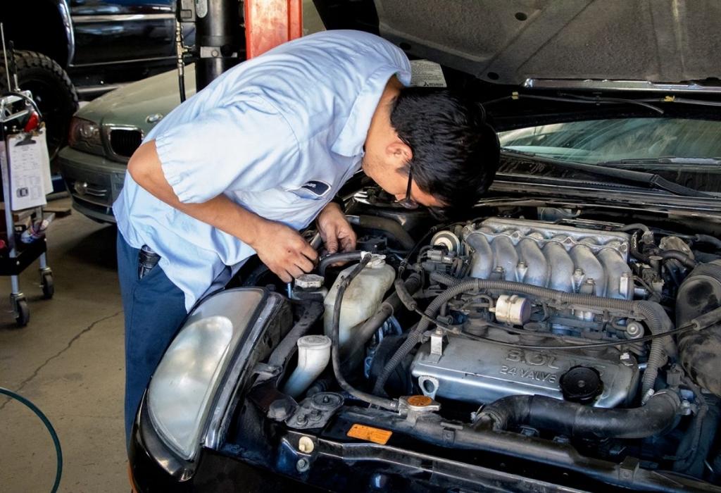 Tiago Racing Auto Repair Cost
