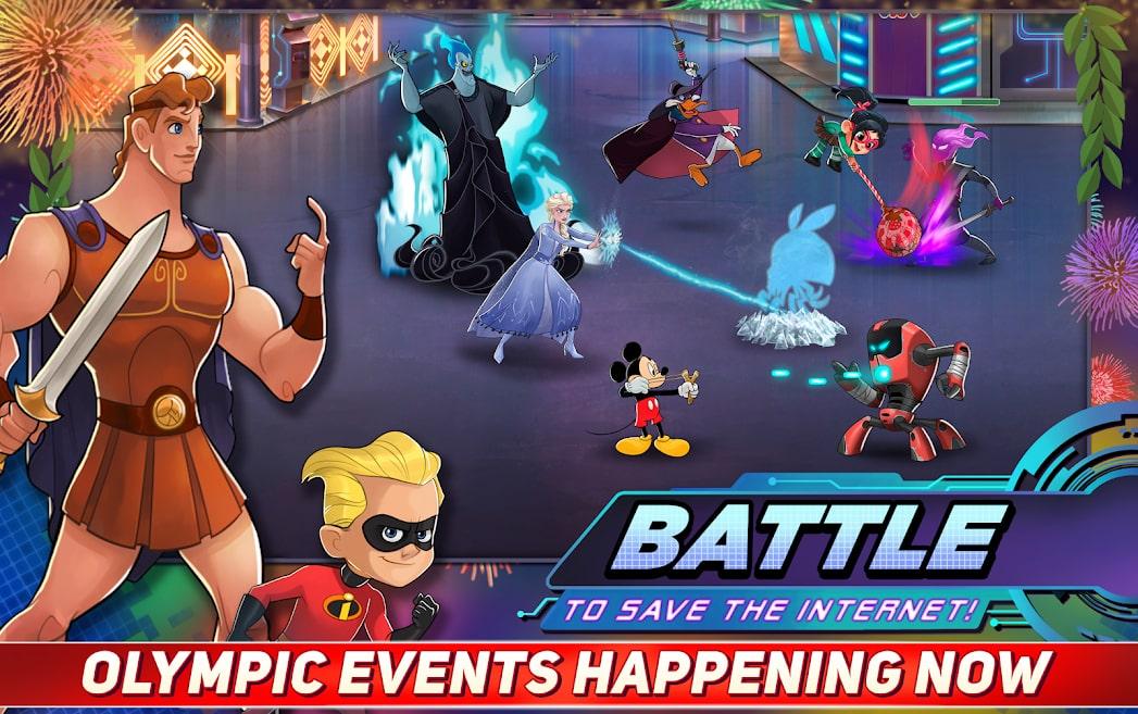 Disney Heroes: Battle Mode 1
