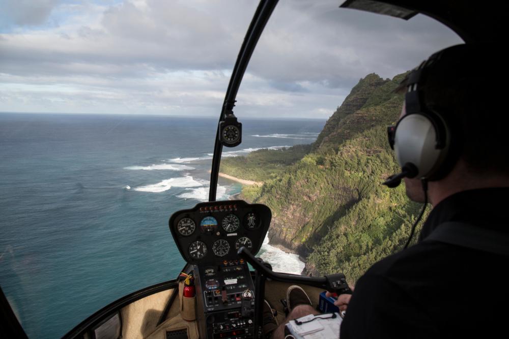 Maui-Helicopter