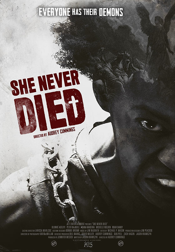 She Never Died 2020 English 480p HDRip 300MB Download