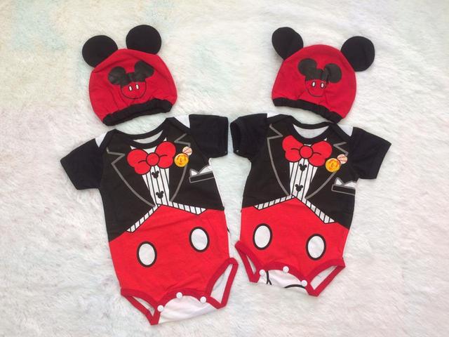 baju bayi micky iyab babywear