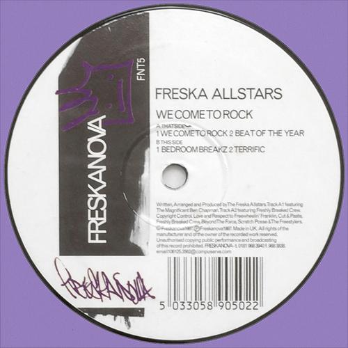 Freska Allstars - We Come To Rock