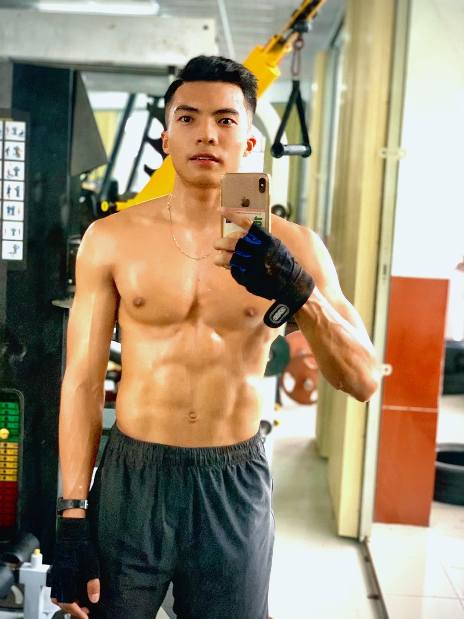 Đào Tuấn Vũ, VĐV điền kinh 6 múi LGBT (Cần Thơ)