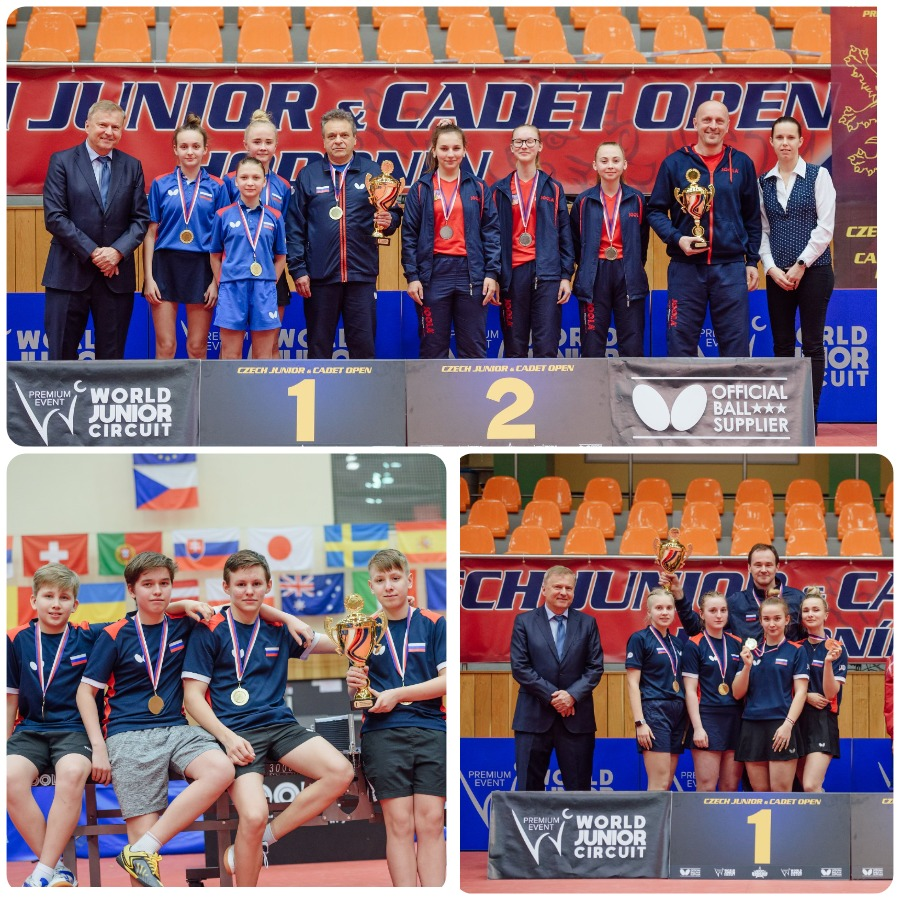 Czech Open-2020. Итоги My-Collages
