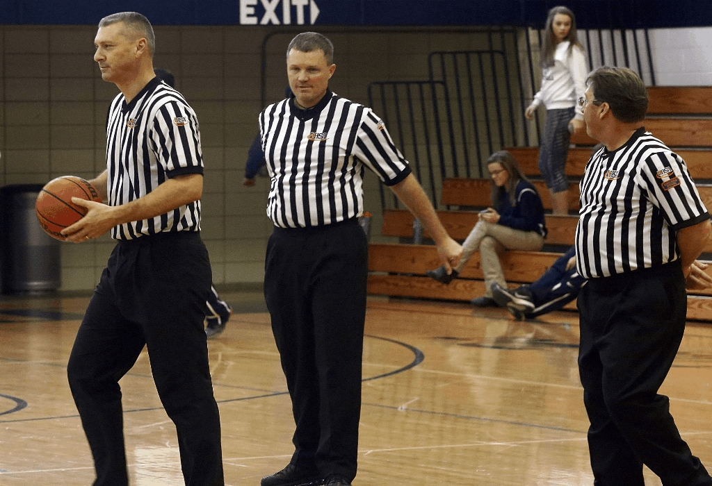 Sports Official