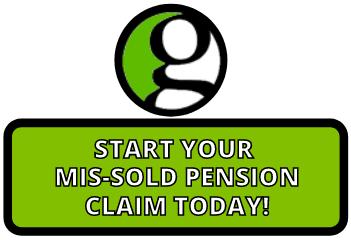 Mis-Sold Pension Provider Button