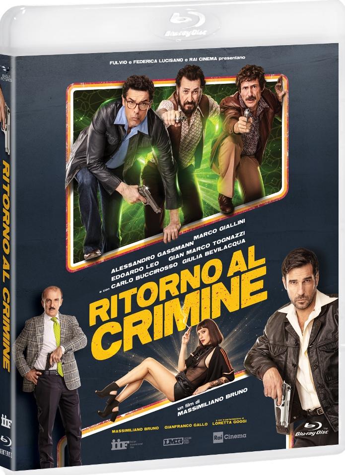 Ritorno al crimine (2021) Full Bluray AVC DTS-HD 5.1 iTA - DDN