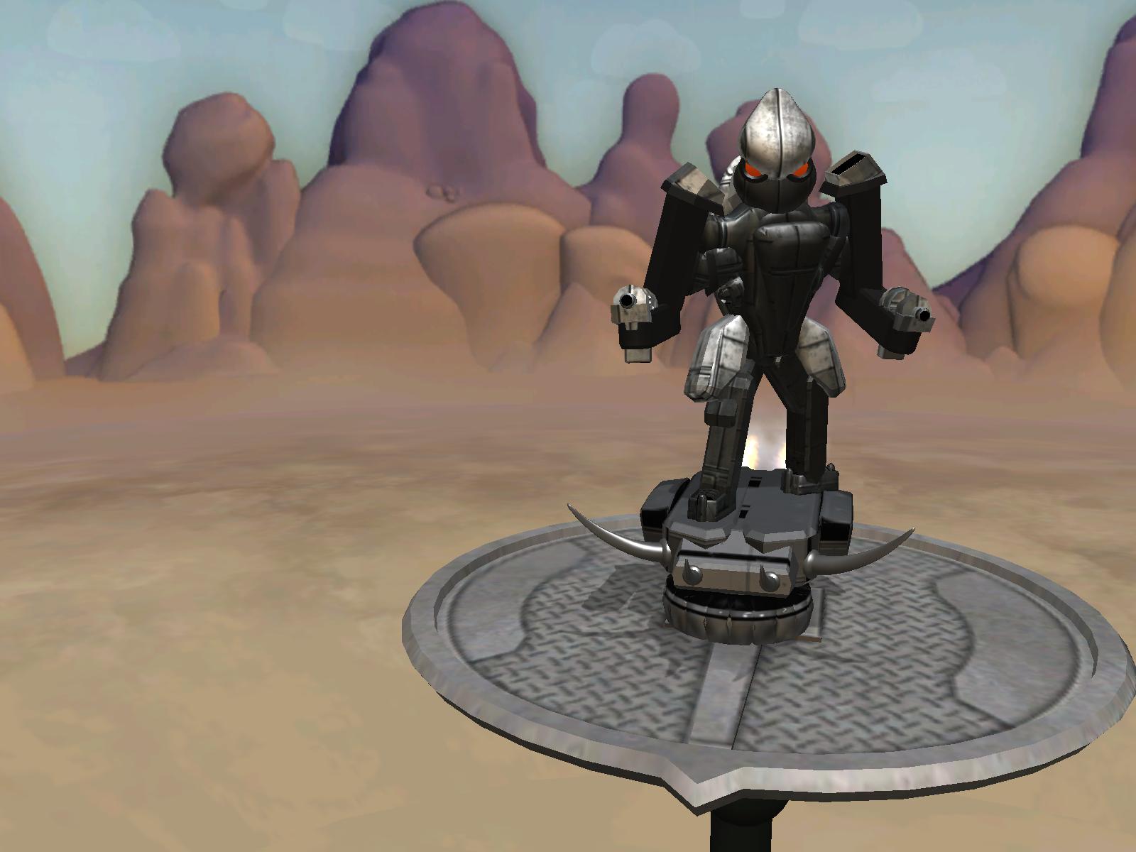 Un robot asesino veloz Spore-18-02-2020-14-48-11