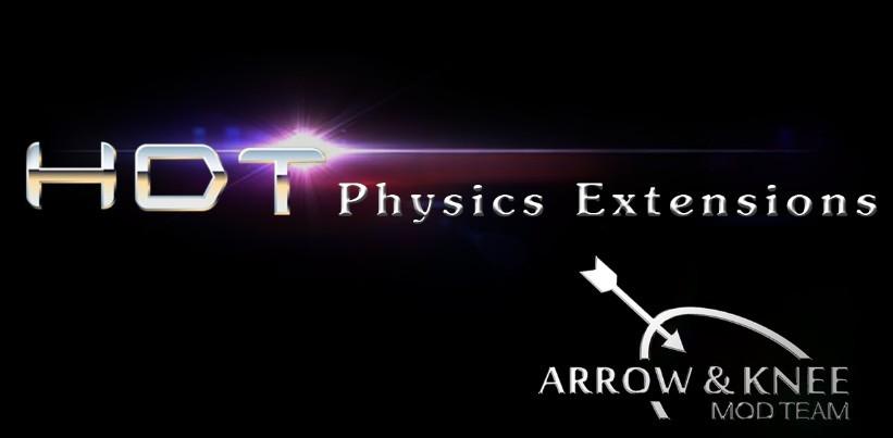 Скачать HDT Physics Extensions