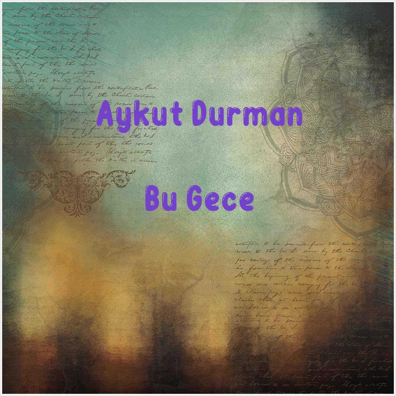 دانلود آهنگ جدید Aykut Durman به نام Bu Gece