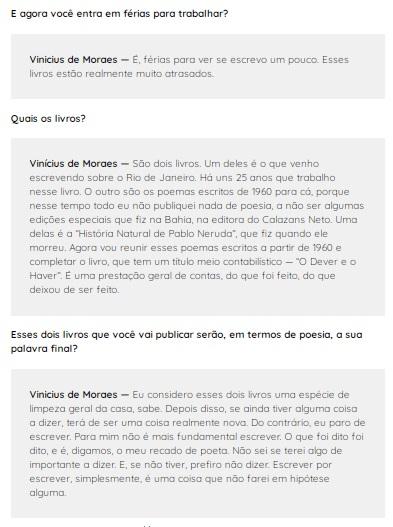 Entrevista exemplo