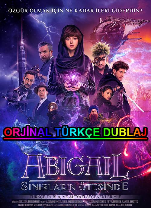 Abigail: Sınırların Ötesinde | 2019 | m1080p | BluRay | 1.50 GB | Dual | TR-EN | Tek Link