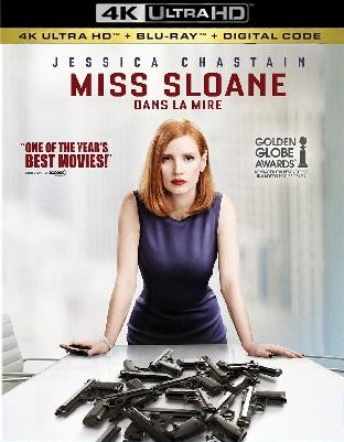 Miss Sloane - Giochi Di Potere (2016) UHD 2160p WEBrip HDR10 HEVC DTS ITA/ENG - ItalyDownload