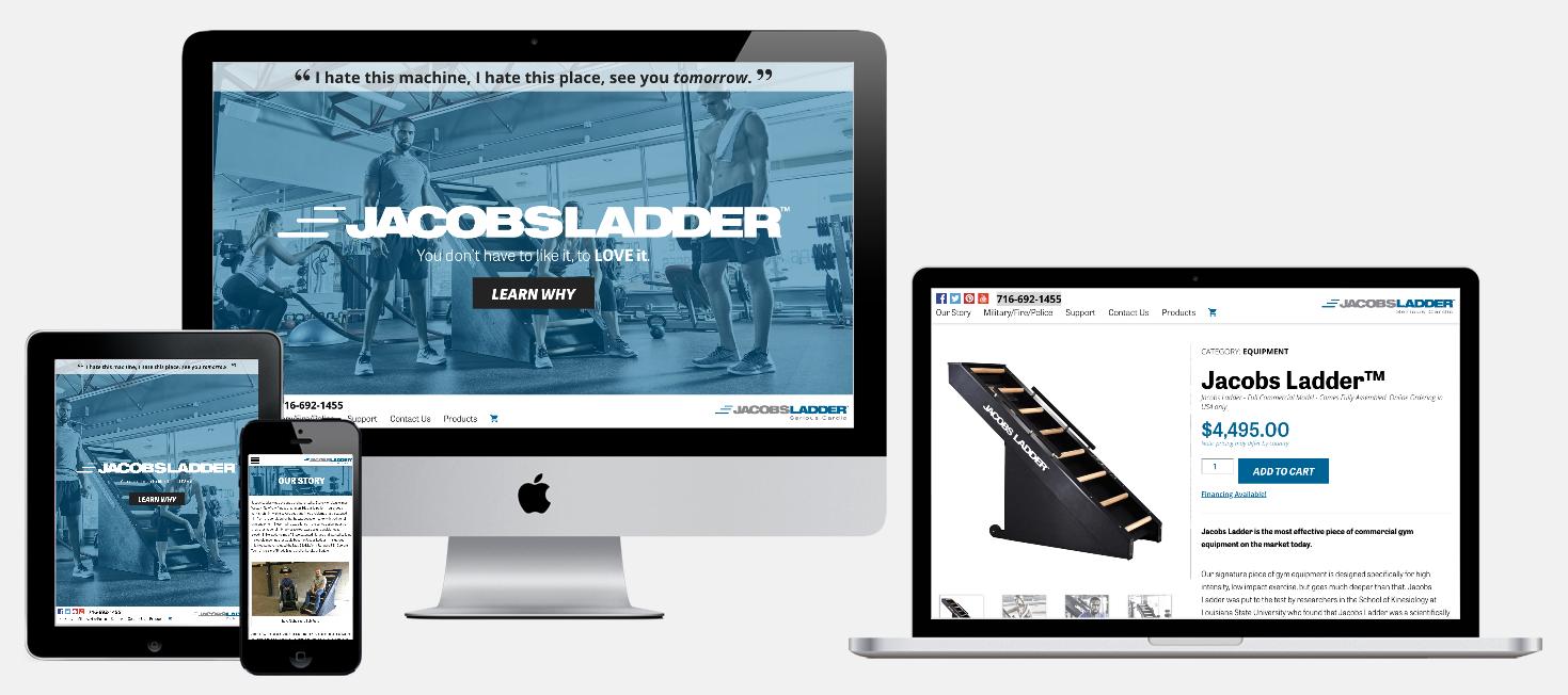 Jacobs Ladder Website