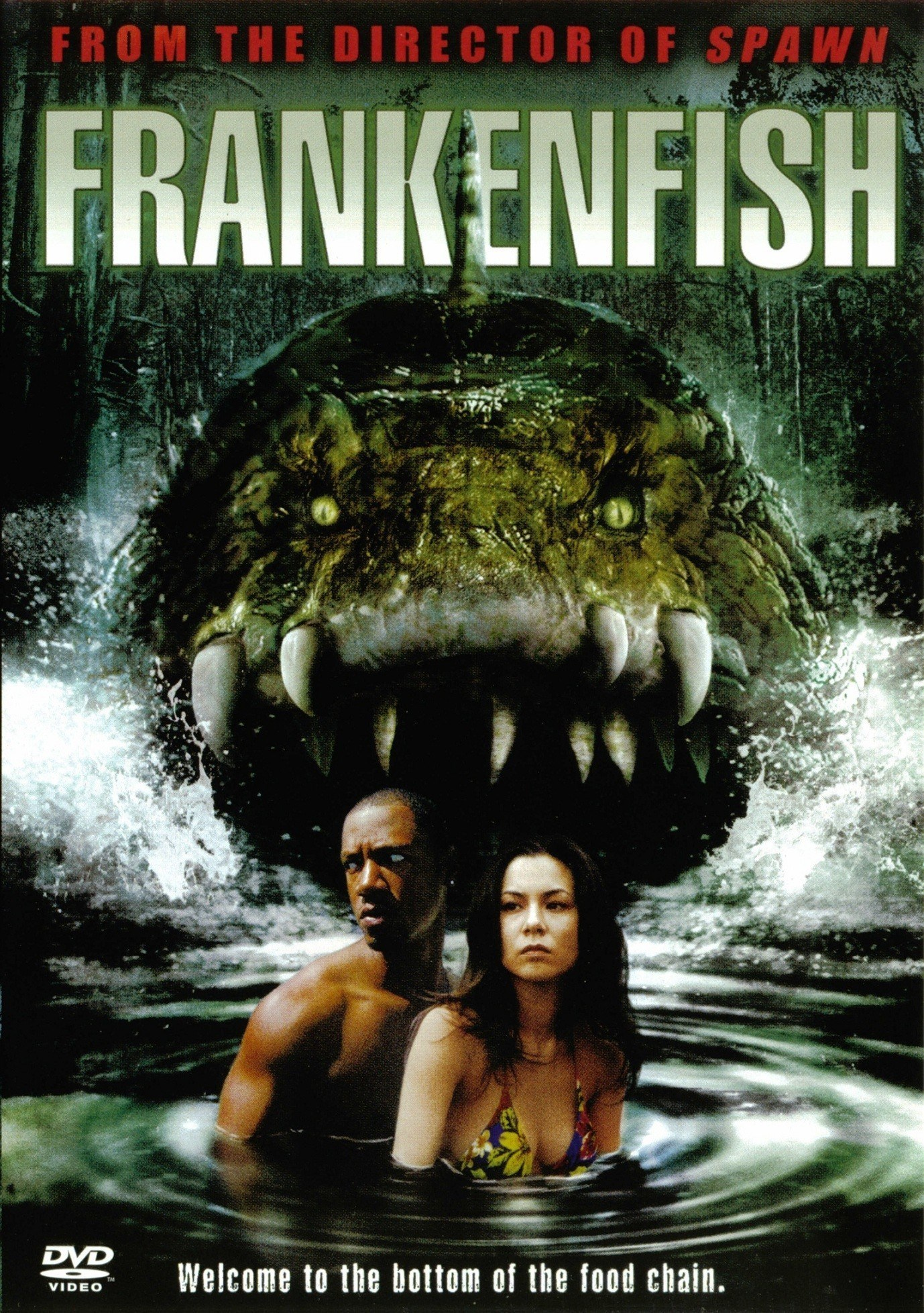 Frankenfish (2004) Dual Audio Hindi WEB-DL x264 350MB Download
