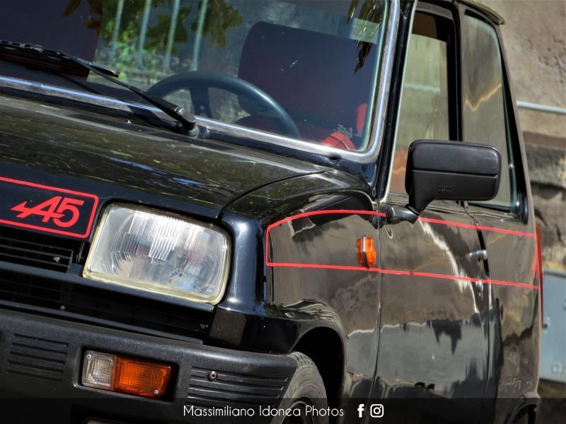2019 - 9 Giugno - Raduno Auto d'epoca Città di Aci Bonaccorsi Renault-5-Alpine-1-4-80-CT493482-12