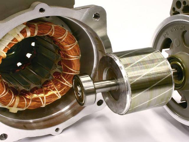 Характеристики двигателя генератора