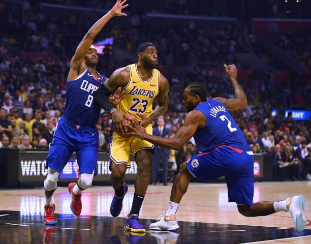 ლოს ანჯელეს კლიპერსი 112-102 ლოს ანჯელეს ლეიკერსი | NBA | მიმოხილვა