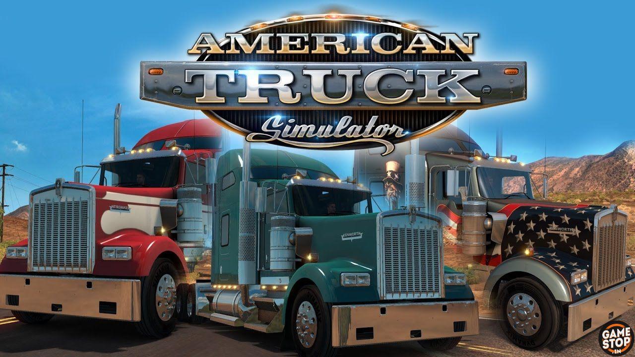 American Truck Simulator v.1.36.0.152s + 24 DLC (2016)