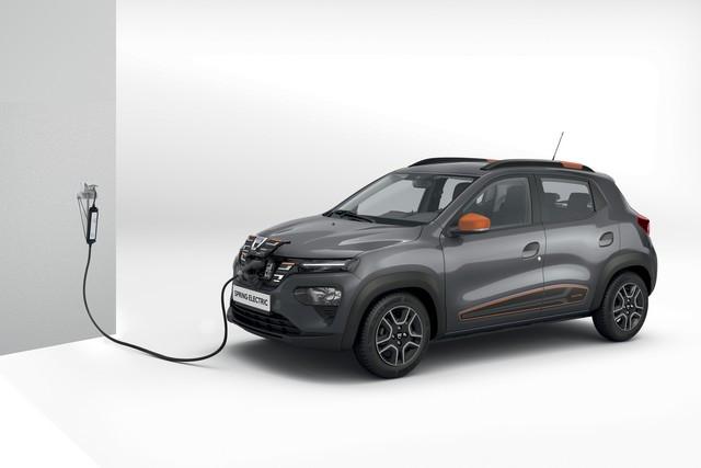 Nouvelle Dacia Spring Electric : La Révolution Électrique De Dacia 2020-Dacia-SPRING-9