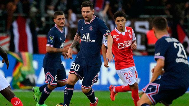 Lionel Messi debuta con el PSG en París: hora y cómo ver el partido en vivo