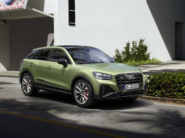Voiture de sport compacte d'exception : Audi donne à l'Audi SQ2 un design encore plus abouti A208410-medium