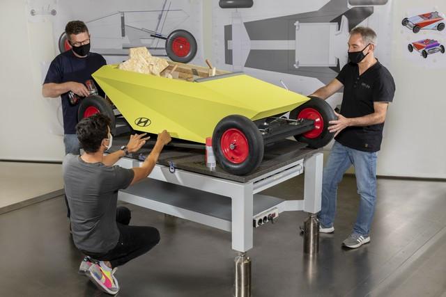 Construisez une voiture Hyundai unique au monde ! Soapbox6