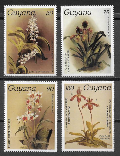 O Guyana 1642
