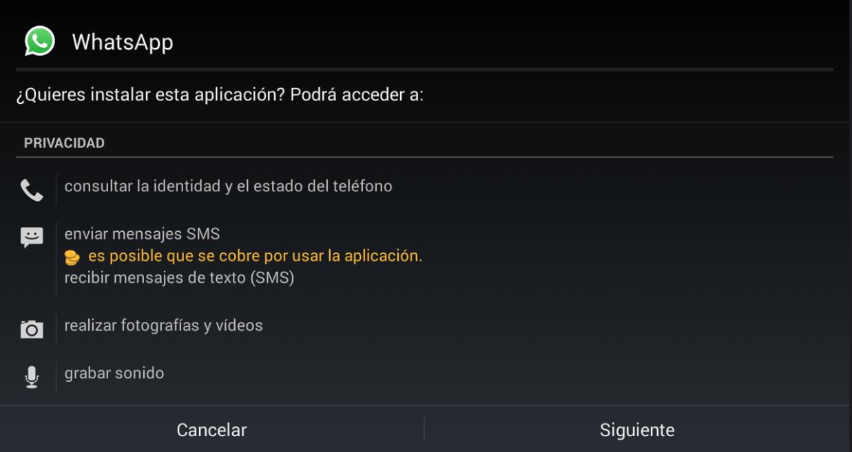 Compatibilidad al descargarlo para Tablet