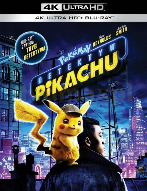 Pokémon: Detektyw Pikachu / Pokémon Detective Pikachu (2019) PLDUB.DUAL.2160p.UHD.BluRay.V2.HDR.REMUX.HEVC.TrueHD.Atmos.7.1-P2P / Polski Dubbing / Nap