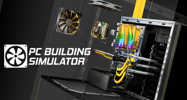 PC Building Simulator (v 1.5.0) (2018) RePack от xatab
