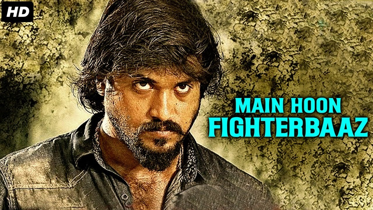 Main Hoon Fighter  Baaz 2021 South Hindi Dubbed 720p HDRip 900MB AAC