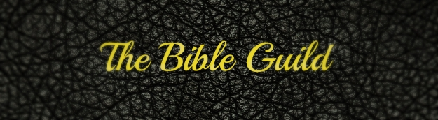 The Bible Guild banner