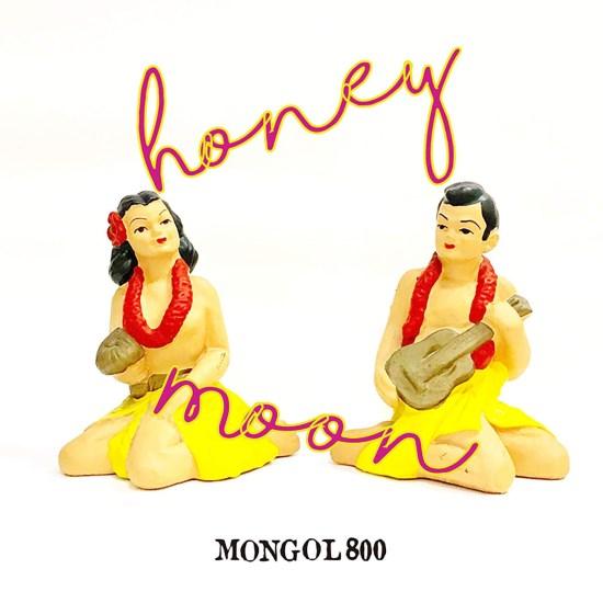 [Single] MONGOL800 – honeymoon