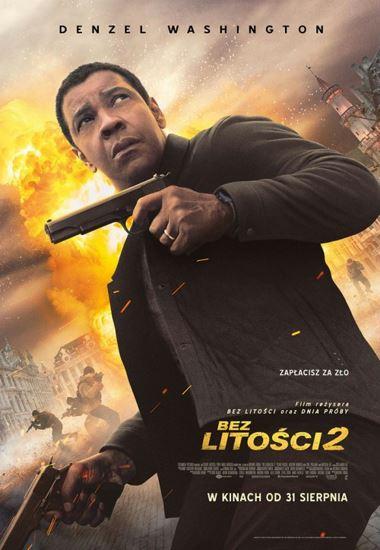 Bez litości 2 / The Equalizer 2 (2018) PL.AC3.DVDRip.XviD-GR4PE | Lektor PL