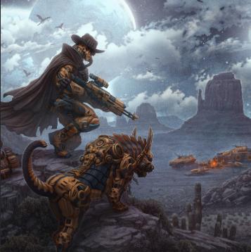 Bounty Hunter Starts/ Старт охотников за головами