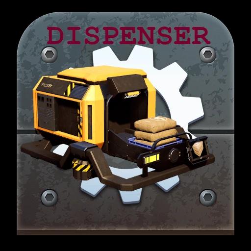 Item Dispenser / Раздатчик предметов